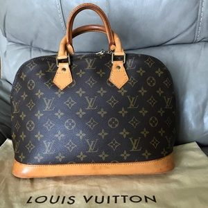 💕Louis Vuitton Alma🌸💕🌸💕🌸💕🌸💕🌸💕🌸💕🌸💕